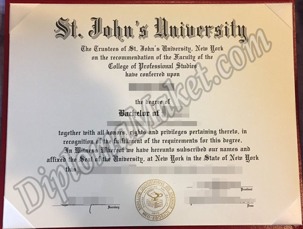 St. John's University fake diploma St. John's University fake diploma You, Me And St. John's University fake diploma: The Truth St