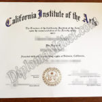 How To Get A Fabulous CalArts fake certificate On A Tight Budget