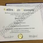 How to make a GGU fake diploma?