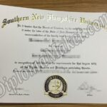How To buy original SNHU fake certificate Legally