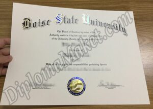 6 Steps To Boise State University fake degree Of Your Dreams