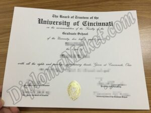 Think Your University of Cincinnati fake degree Is Safe? 6 Ways You Can Lose It Today