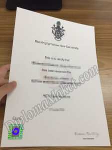 How To Use Buckinghamshire New University fake diploma maker To Desire